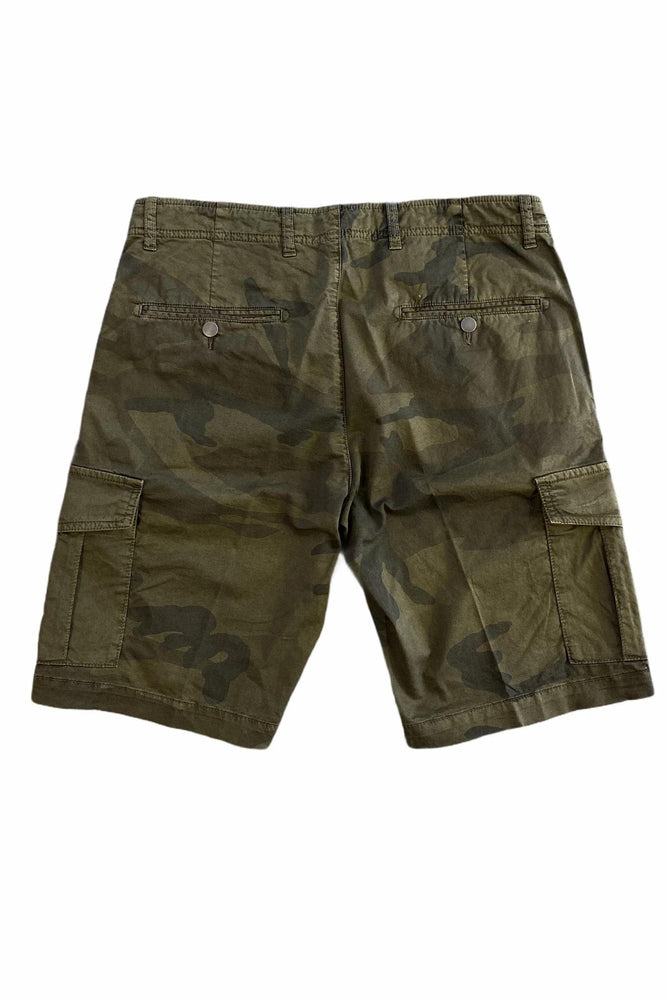 AT.P.CO - Short Cargo Camo Shorts AT.P.CO