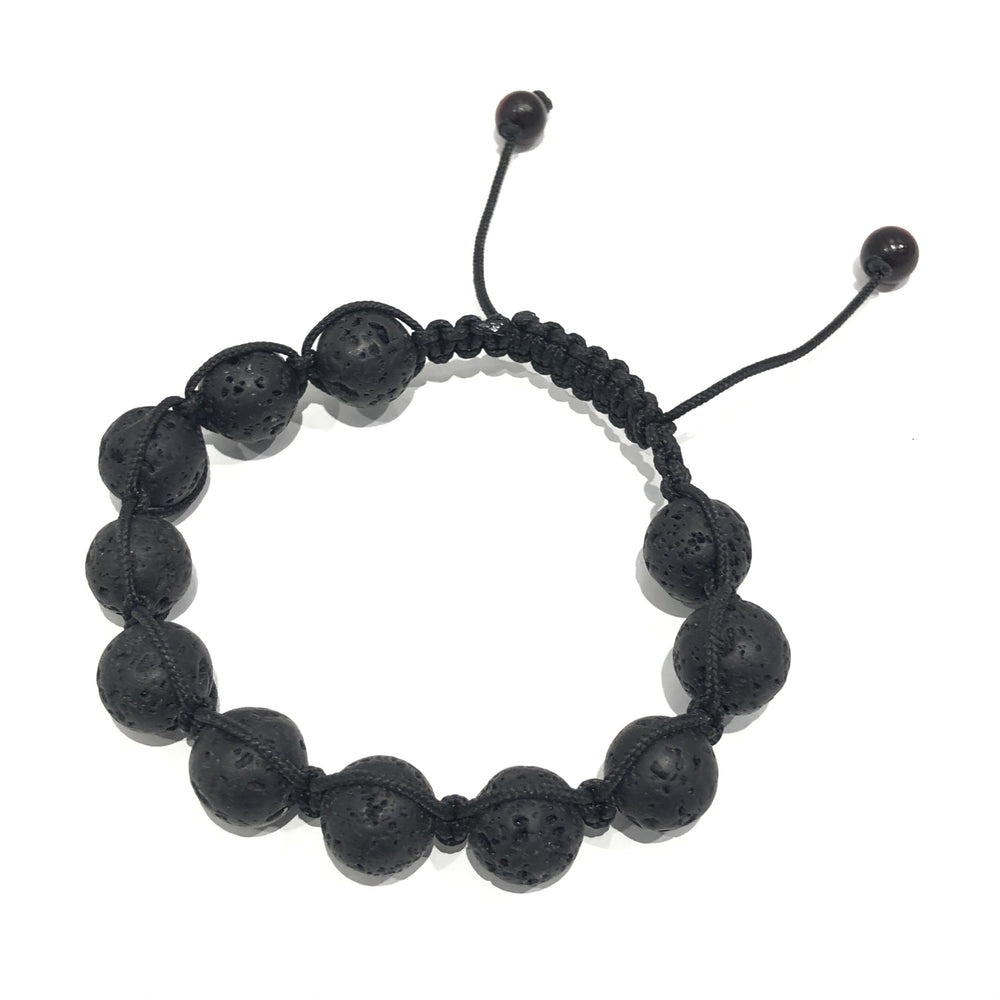 Bracelet Lava / Black 10mm 10MM Icon Bracelets