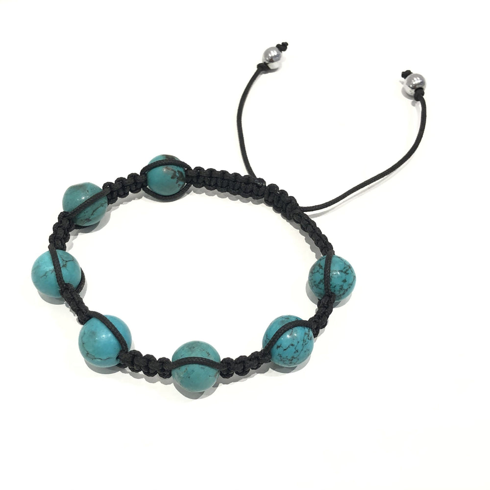Bracelet Turquoise A 10mm
