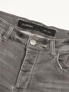 Gabba - Jason Short Grey Superstretch Shorts Gabba