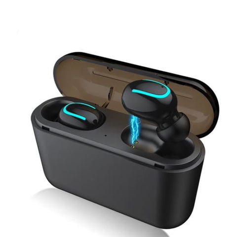 Bluetooth EarBuds - Black