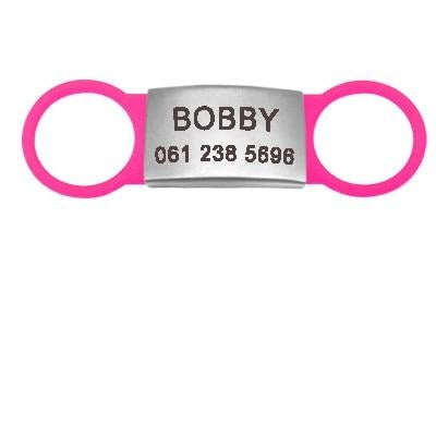Stainless Steel Personalized Pet ID Tag