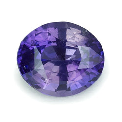 1.56 ct Purple Natural Unheated Sapphire