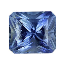 2.11 ct Blue Natural Unheated Sapphire