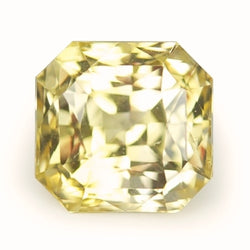 2.57 ct Yellow Natural Unheated Sapphire