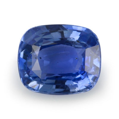4.03 ct Blue Natural Unheated Sapphire