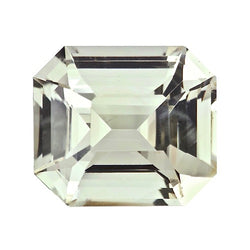 2.93 ct Champagne Yellow Emerald Cut Natural Sapphire Unheated