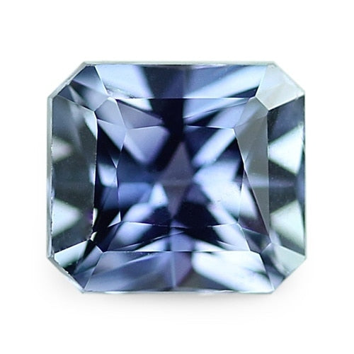 1.07 ct Indigo Blue Radiant Cut Natural Unheated Sapphire