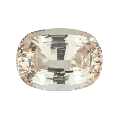 1.02 ct Cushion Cut Peach Natural unheated  Sapphire