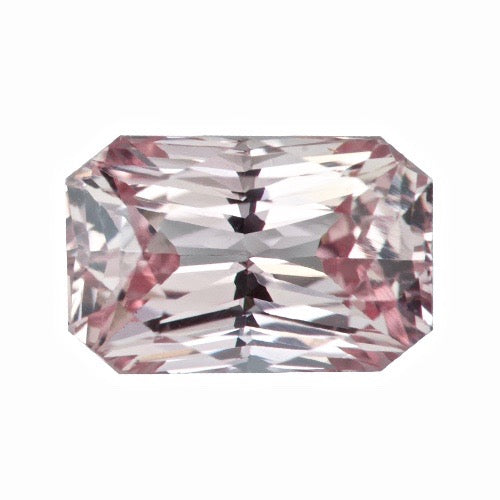 1.60 ct Peach Natural Ceylon Certified Unheated Sapphire