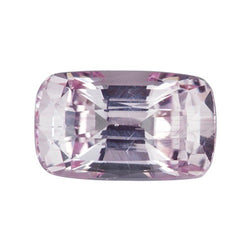1.54 ct Cushion Pink Natural Sapphire Unheated Certified
