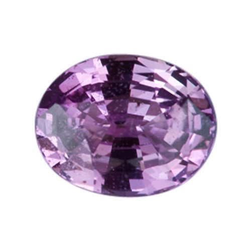 1.14 ct Oval Pink Sapphire Natural Unheated Certified