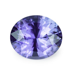 1.56 ct Purple Violet Oval Cut Natural Unheated Sapphire