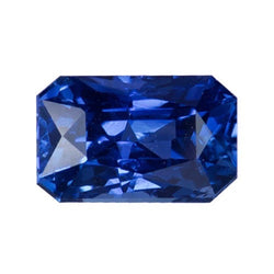 2.34 ct  Royal Blue Ceylon Natural Certified Unheated Sapphire