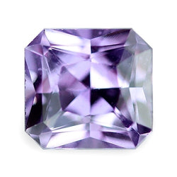 1.13 ct Violet Radiant Cut Natural Unheated Sapphire