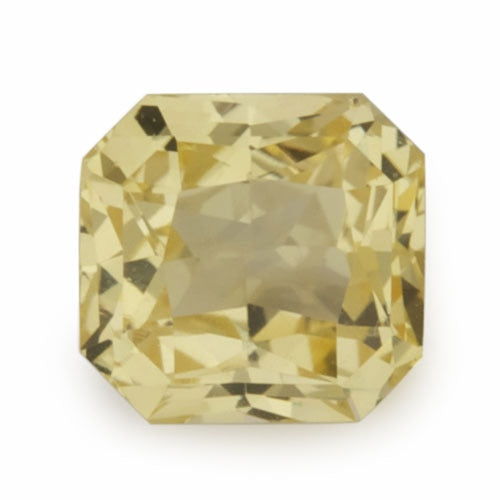 1.17 ct Yellow Natural Unheated Sapphire