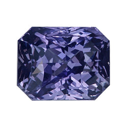 2.10 ct Violet Natural Ceylon Sapphire Certified Unheated