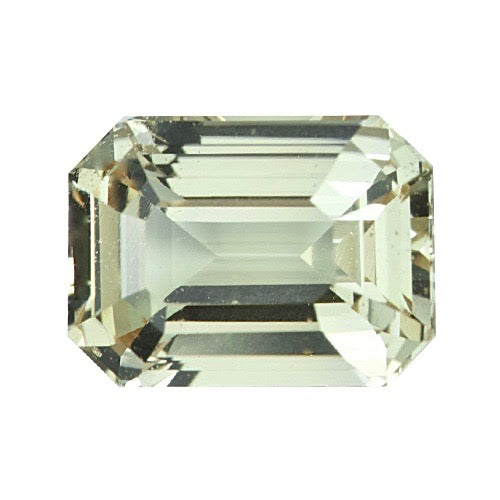 2.11 ct Light Yellow Natural Unheated Certified Sapphire