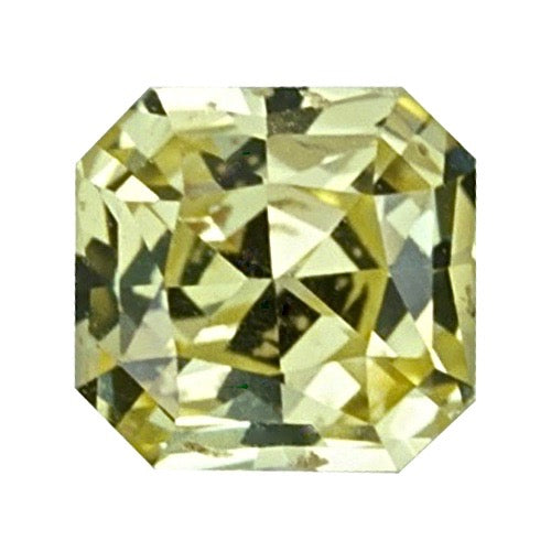1.09 ct Ceylon Yellow Sapphire Natural Unheated Certified