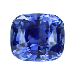 2.15 ct Vivid Cornflower Blue Natural Unheated Sapphire