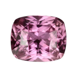 1.63 ct Dusky Pink Sapphire Certified Unheated