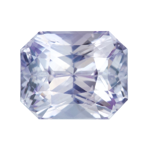 2.21 ct Lavender Sapphire Natural Unheated