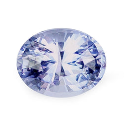 2.02 ct Blue Oval Cut Natural Unheated Sapphire