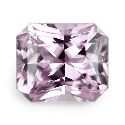 0.74 ct Baby Pink Natural Unheated Sapphire