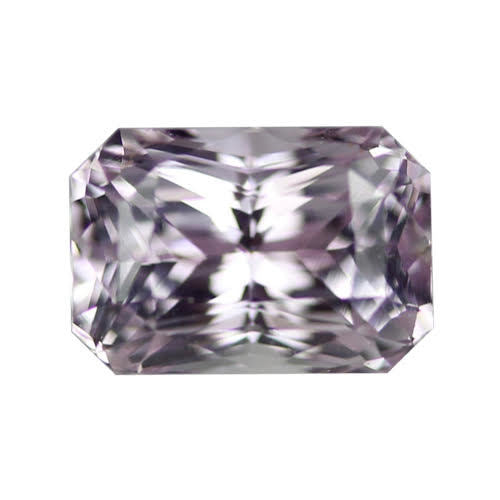 1.61 ct Pink Sapphire Certified Unheated