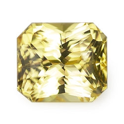 4.05 ct Yellow Natural Unheated Sapphire