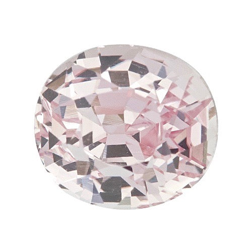 1.86 ct Oval Padparadscha Sapphire Natural Unheated