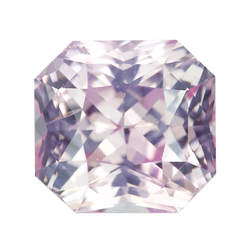 2.00 ct Square Pink Sapphire Natural Unheated