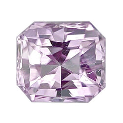 1.82 ct Pink Radiant Cut Natural Unheated Sapphire