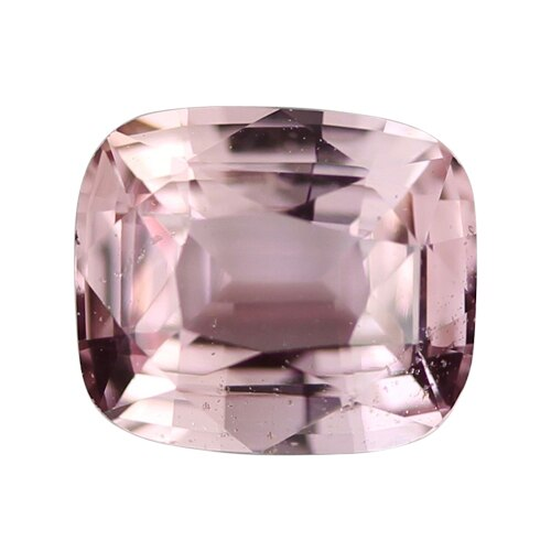 1.24 ct Cushion Padparadscha Sapphire Certified Unheated