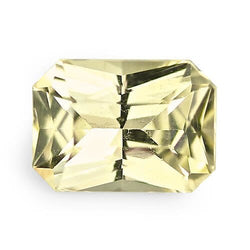 0.79 ct Yellow Natural Unheated Sapphire