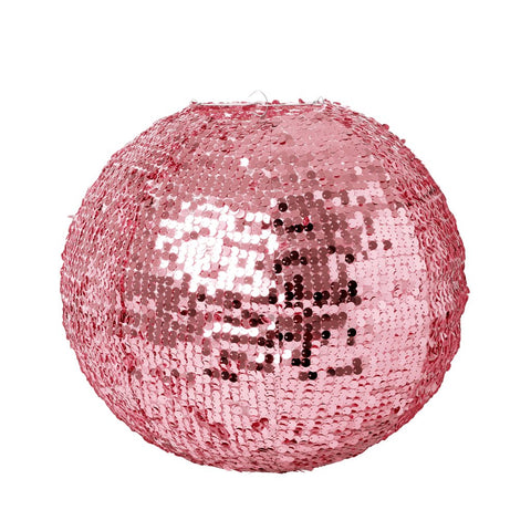 Sparkle round lampshade's