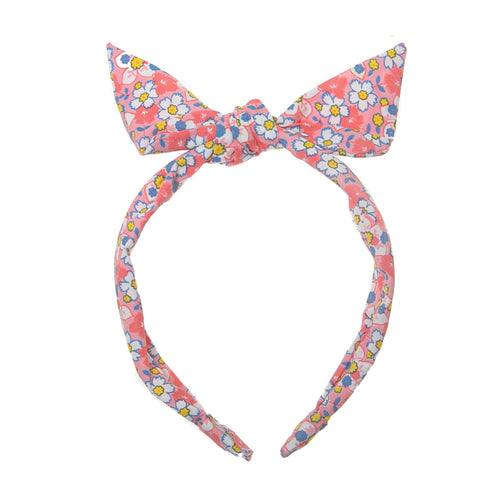 Flower Power Tie Headband