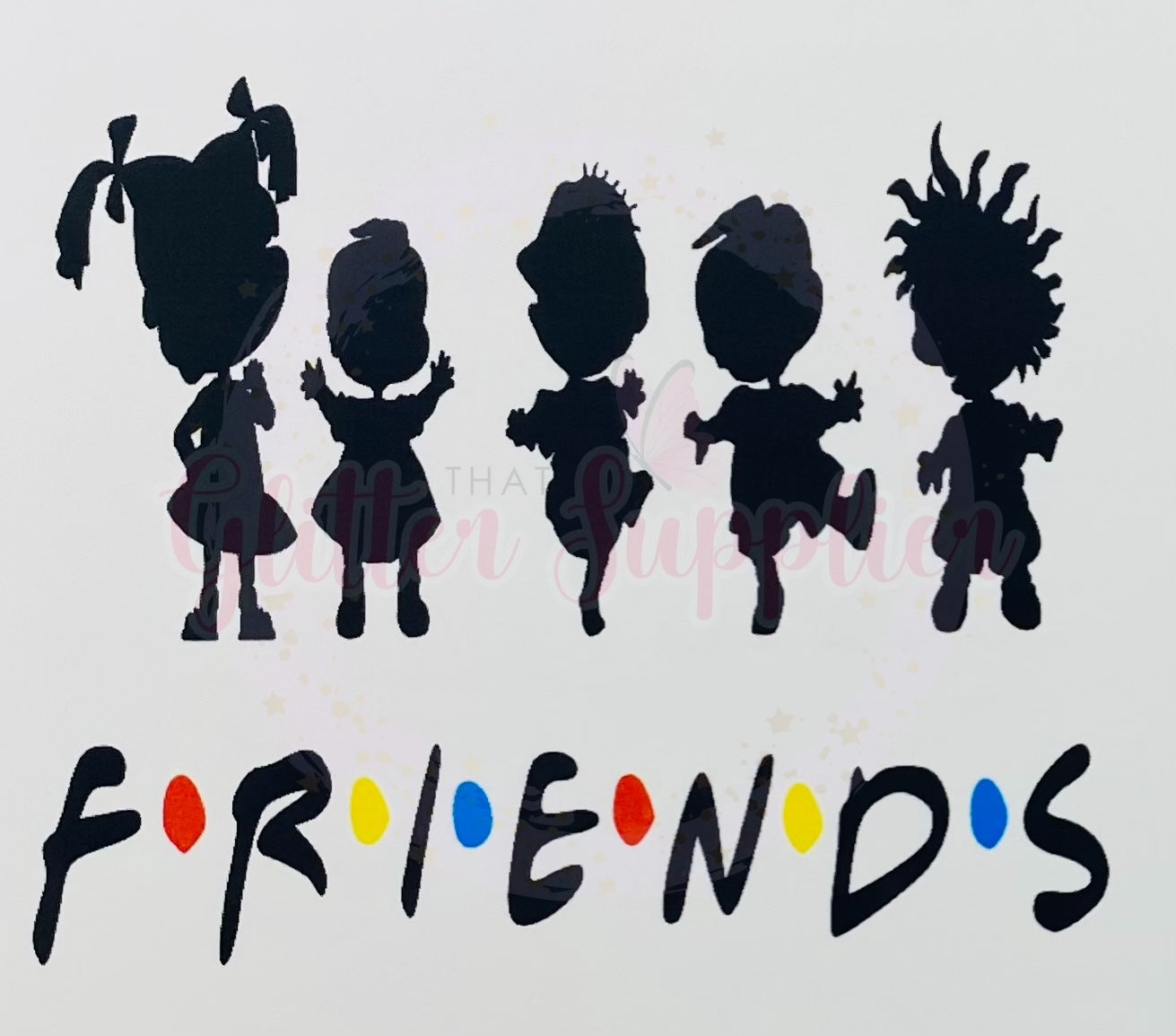 Rugrats Friends