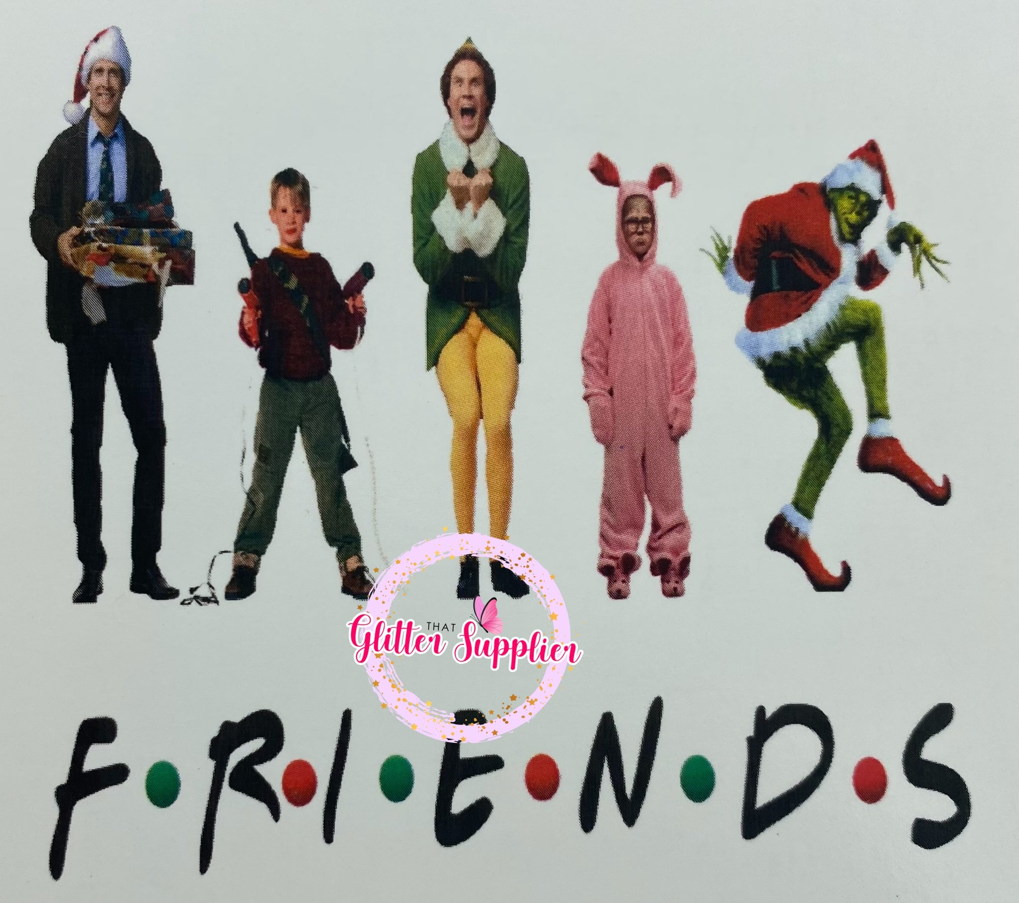 Christmas Movie Friends