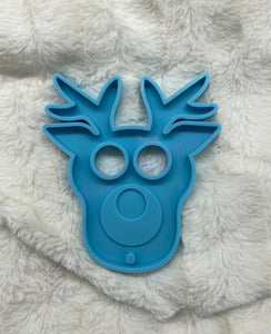 Reindeer Defense Mold