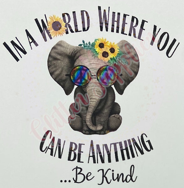 Be Kind Elephant