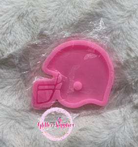 Football Helmet Mold