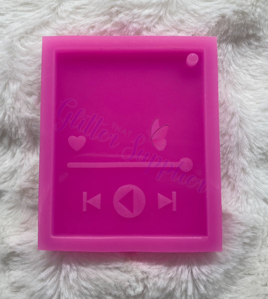 Music Player Mold