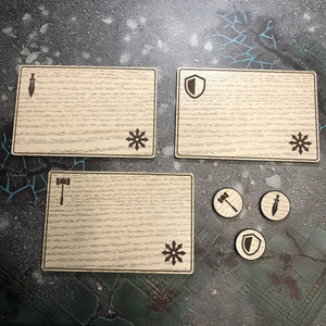 WH WC Deployment Trays/Tokens