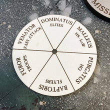 Load image into Gallery viewer, WH DW Tactics Dial Set