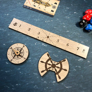 Black Seas Navigation Accessory Set