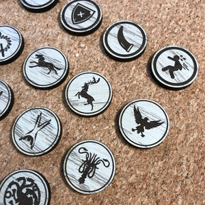 ASOIAF:TMG Token Set