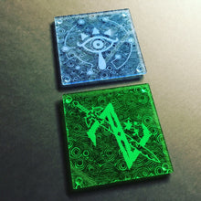 Load image into Gallery viewer, Legend of Zelda Breath of the Wilderness Coasters