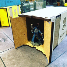 Load image into Gallery viewer, Tabletop Wargaming  Shipping Container  Miniature Terrain/Scenery