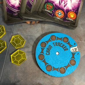 Keyforge Chain Tracker Dial Set